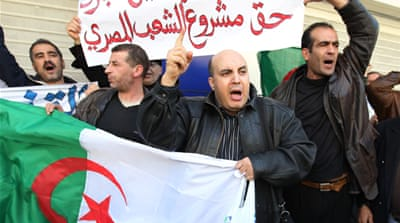 Algeria set for weekly protests