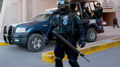 Many dead in Mexico drug violence