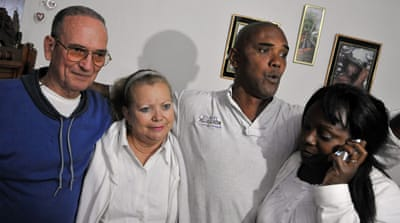 Cuban dissidents freed against will