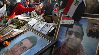 Reflections: Egypt Revolution
