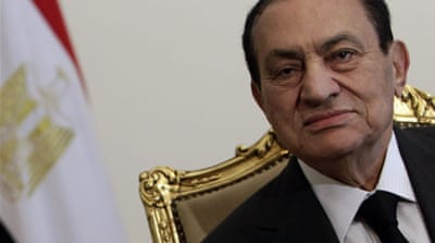 Egypt prosecutor to question Mubarak