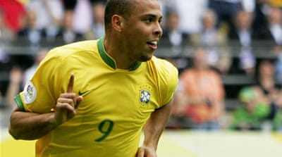 Brazil 'phenomenon' Ronaldo retires