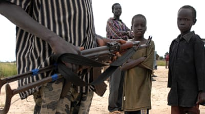 Scores dead in south Sudan clashes