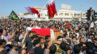 Bahrain investigates protest deaths