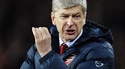 Wenger refuses to follow Inter lead