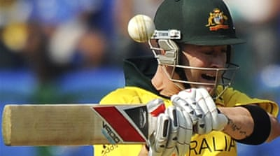 Aussies lose again in buildup