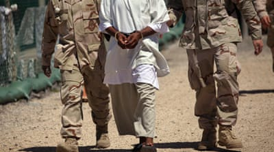 No civilian trial for Guantanamo detainee