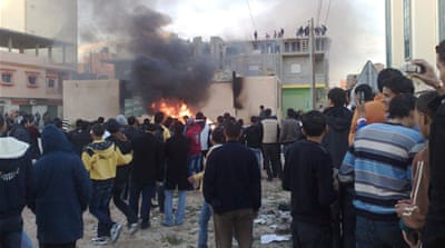 Protests death toll rises in Libya