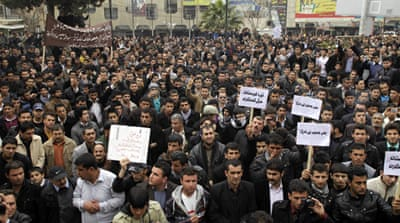 Fresh protests hit Iraqi cities