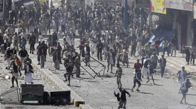 Yemen observes 'Friday of Fury'