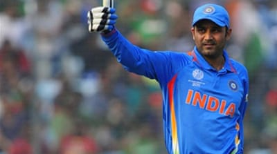 Sehwag magic seals India win