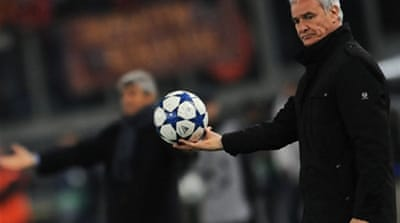 Ranieri: 'I'm not leaving'