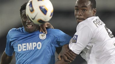 Dempo fall to Al Sadd