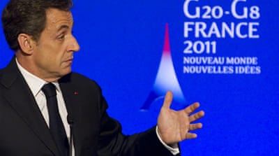 G20 seeks indicator deal in Paris