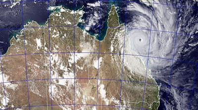 Australia braces for cyclone fury