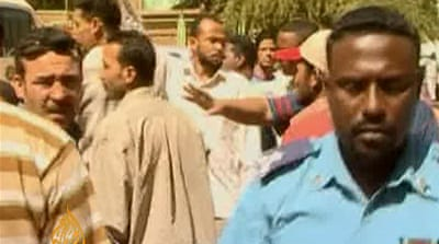 Anti govt protests hit Sudan