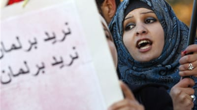 Jordanians demand change