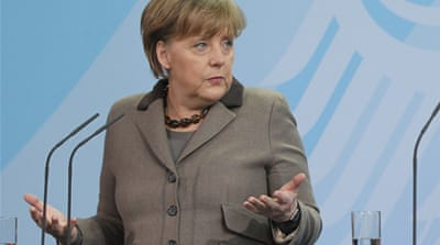 Merkel's party suffers poll defeat