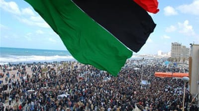 Libya protests spread and intensify