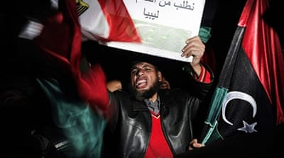 Libya's crisis: Your reaction