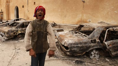 Libya: Past and future?