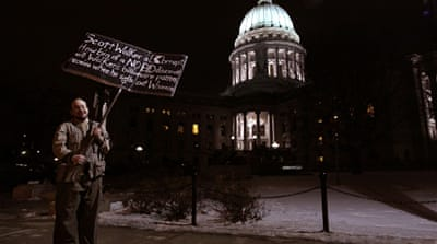 Wisconsin passes contentious bill