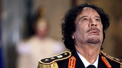 ICC to probe Gaddafi over violence