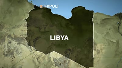 Al Jazeera team held in Libya