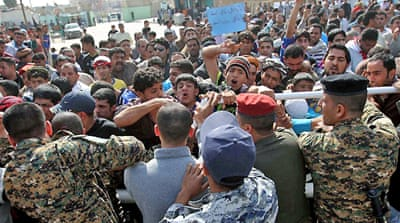 Deadly protests rock Iraq