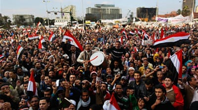 Egypt: Relive the revolution