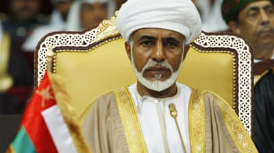 Oman ruler shifts lawmaking powers