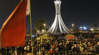 Demanding equal rights in Bahrain