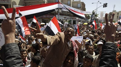 Yemen 'to declare unity government'