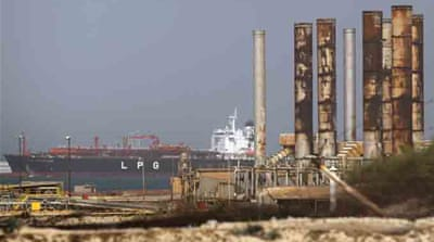 Libyan oil sales continuing