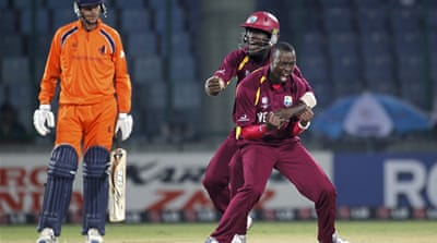 Windies, Zimbabwe record huge wins