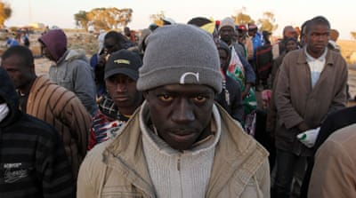 African migrants targeted in Libya