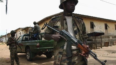 UN: Ivorian arms embargo 'violated'