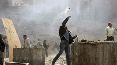 Egypt PM 'sorry' for violence