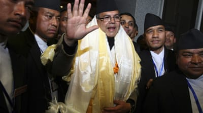 Nepal appoints new PM