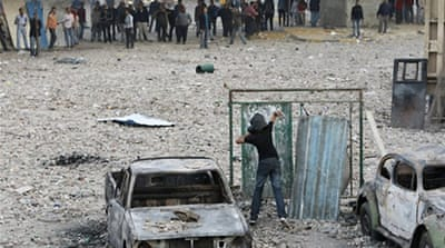 Fresh violence feared in Egypt