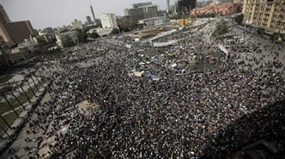 Egypt's 'final push' protests begin