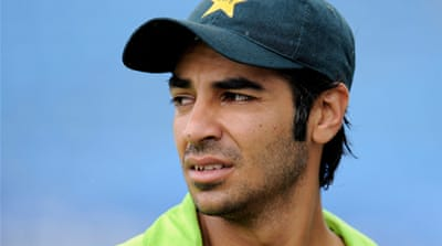 Pakistan cricketers face UK charges
