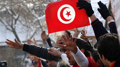 Tunisian vote chief seeks election delay