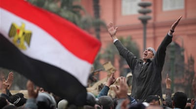 Egypt's rooftop revolutionaries