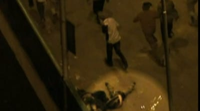 Shocking 'Egypt images' emerge
