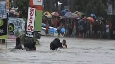 Sri Lanka grapples with floods