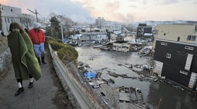 Tsunami-hit Japan counts losses