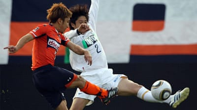 Matches off after Japan disaster
