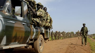 Clashes erupt in South Sudan