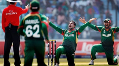 In Pictures: Cricket World Cup